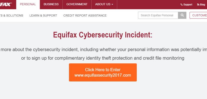 Equifax Data Leak